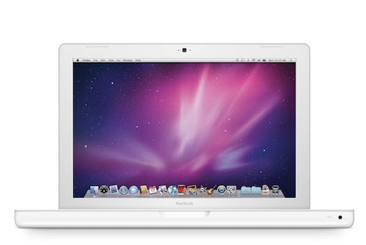 Apple MacBook 13-inch 2008) MB466LL/A